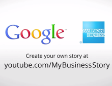 American Express My Business Story Landing Page Video