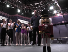 Behind the Curtain: American Ballet Theatre's The Nutcracker